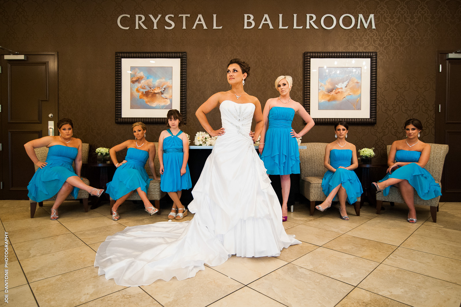 Crystal Ballroom Of The Radisson Hotel Freehold For Weddings And Events 1