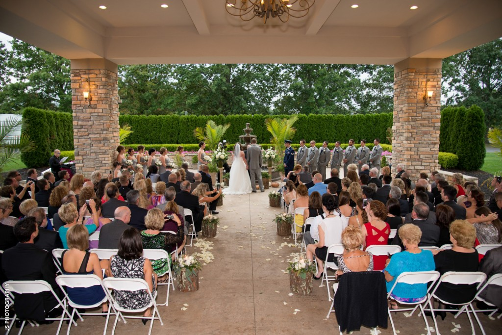 Beautiful weddings and events at the Crystal Ballroom in Monmouth County NJ 2