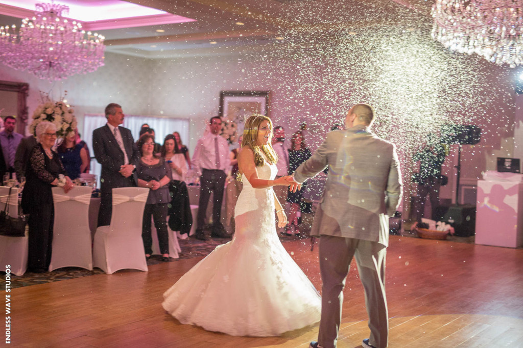 Crystal Ballroom Weddings at the Radisson Freehold in Central NJ 6