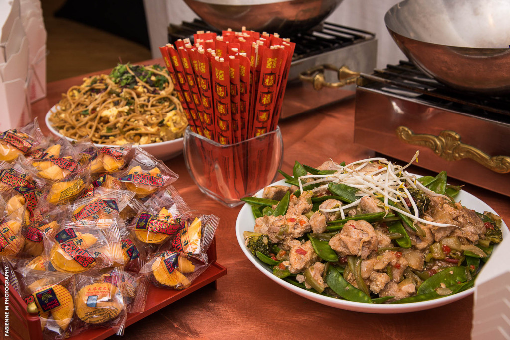Asian Fusion Station incorporates all your favorites at this NJ wedding venue