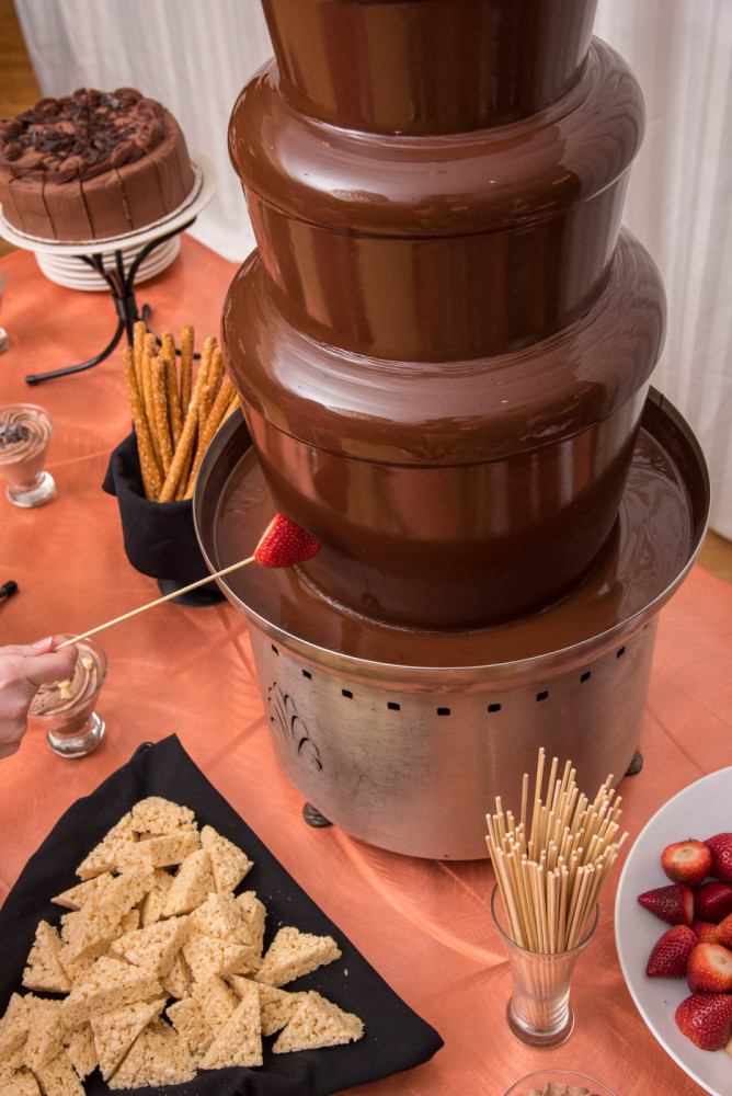 Wedding Desserts at the Crystal Ballroom for Award-Winning Events in NJ