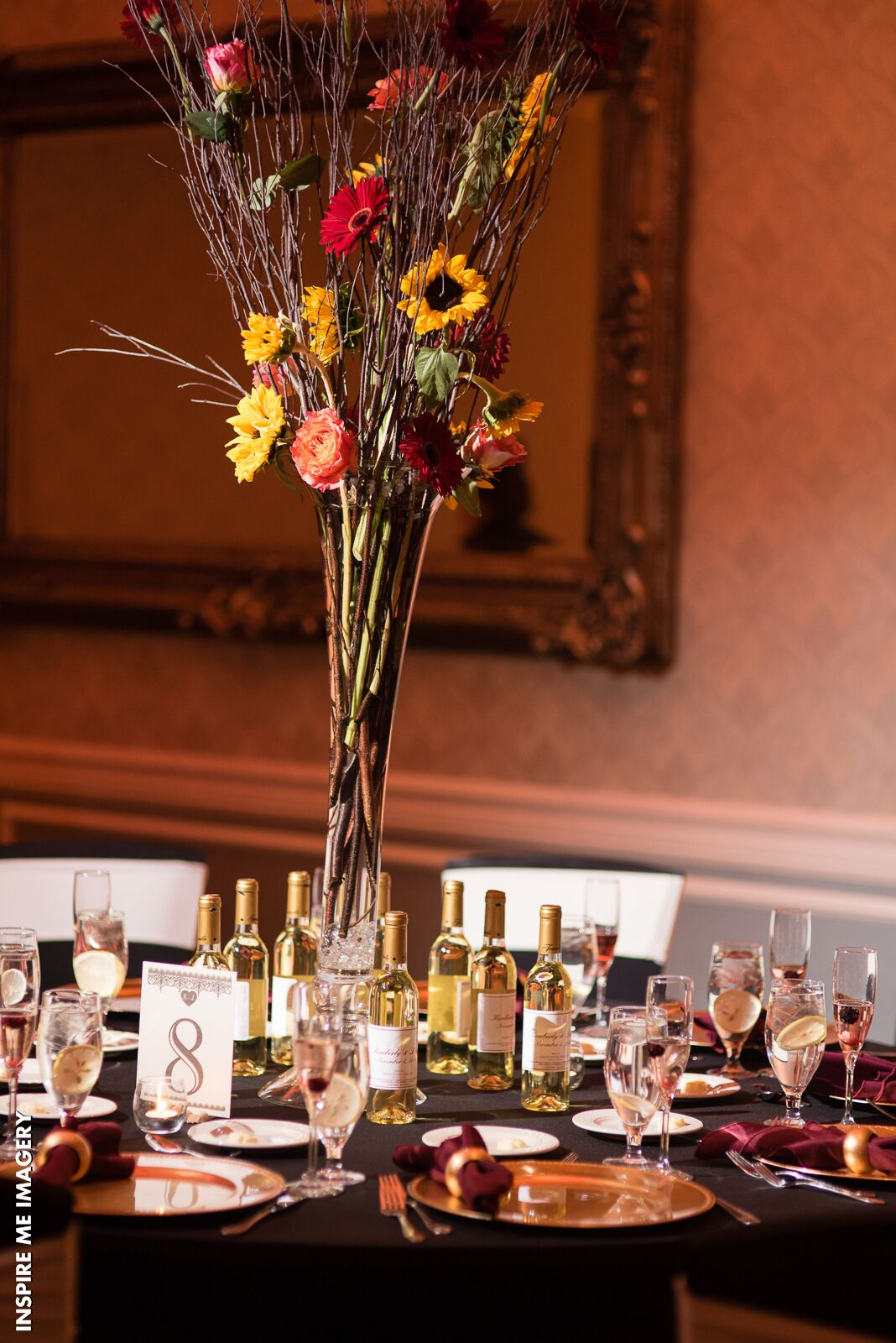 Get Inspired by the Season with These Fall Wedding Ideas | Crystal  Ballroom, Freehold NJ