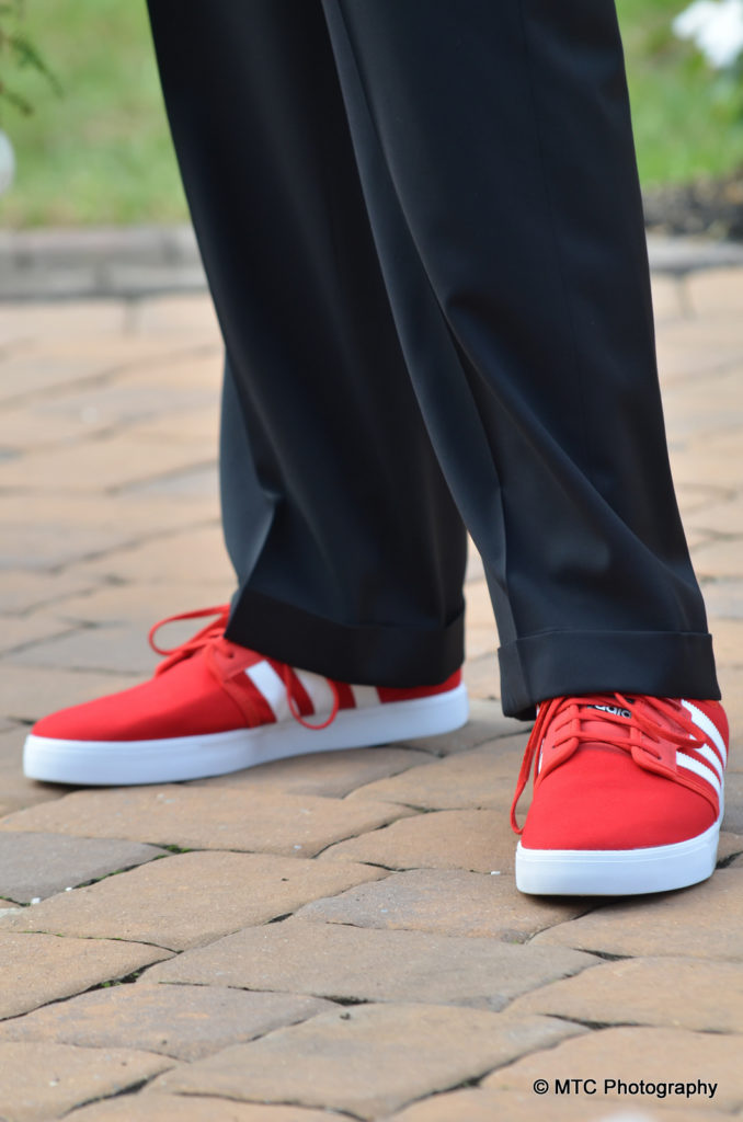 groom fashion sneakers