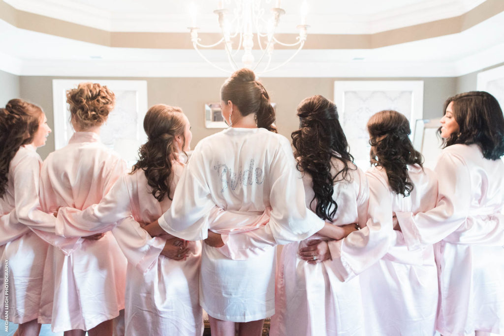 Bridal Party Spa Day