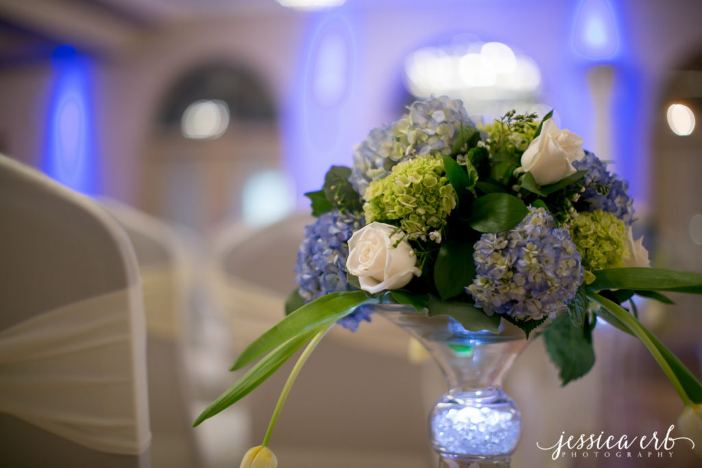 wedding arrangement decor