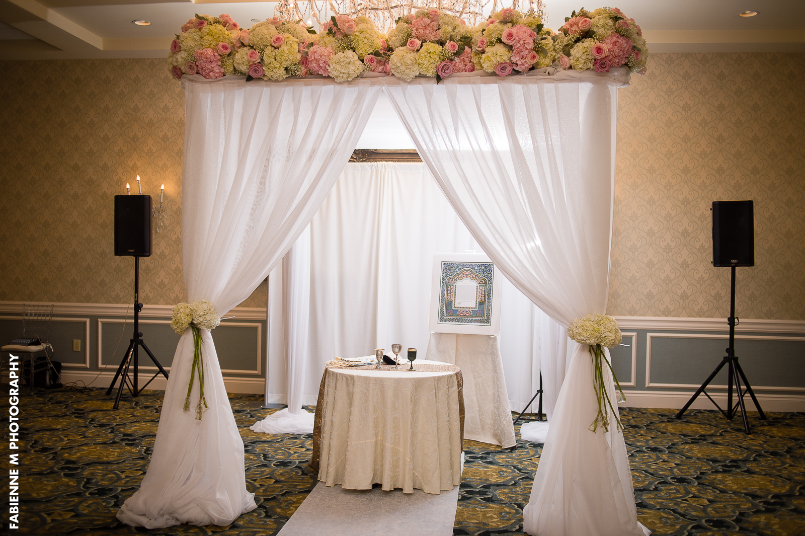 Wedding Ceremony Aisle Ideas | Crystal Ballroom, Freehold NJ