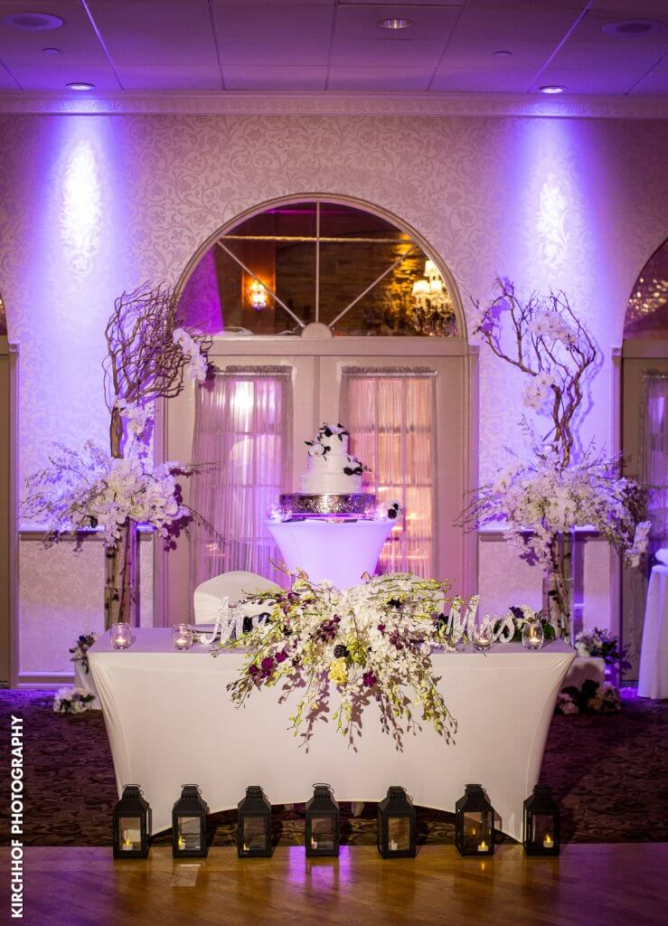 sweetheart decor