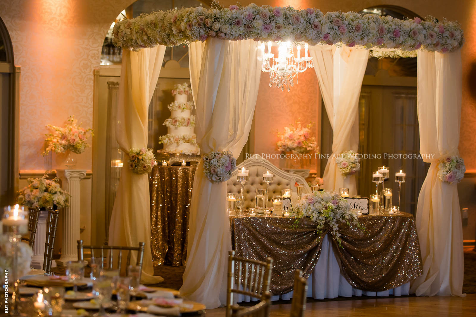 The Sweetheart Table Tips To Making It Stand Out Crystal